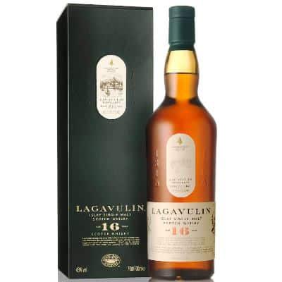 Whisky Lagavulin 16 años. El mejor whisky en calidad-precio ahumado