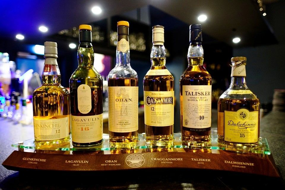Botellas whisky mas caro