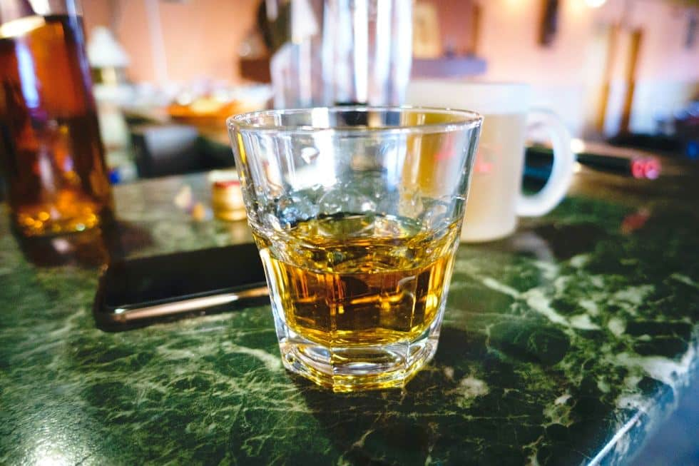 Whisky maridaje