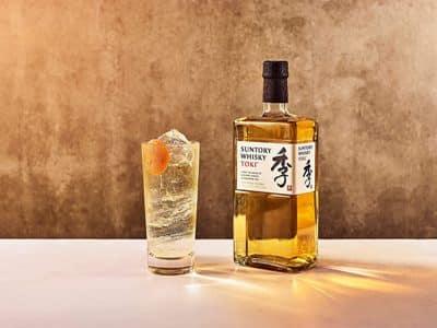 Whisky japones Suntory Toki