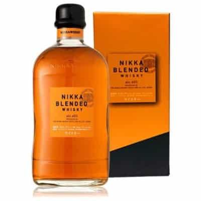 Whisky japones Nikka Blended